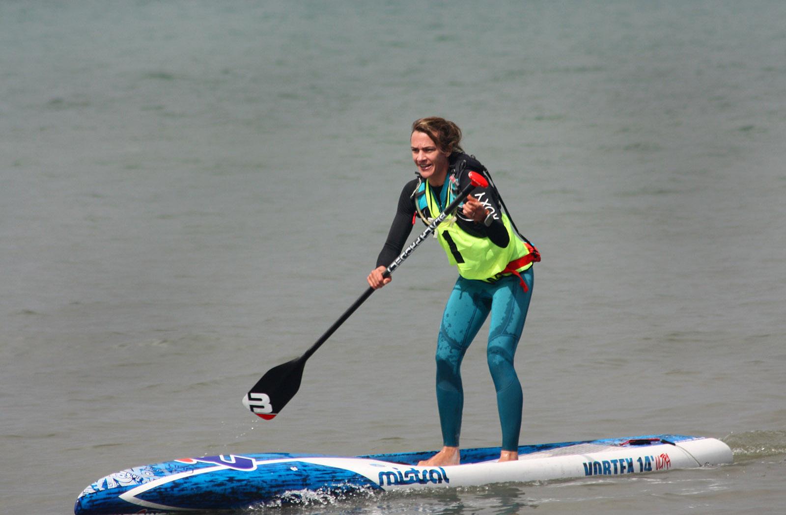 Ginnie Odetayo Sprint
